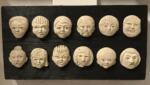 Ansikten keramik